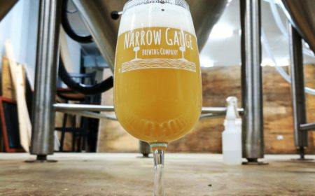 "Here's why Narrow Gauge was named ""Best New Brewer"" by Ratebeer.com"
