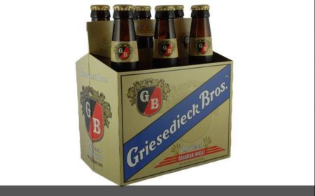 Griesedieck Bros. opening brewery in north St. Louis