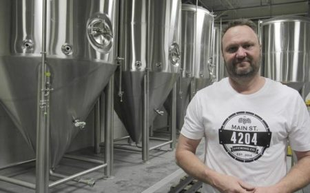 Local craft brewer's $3 million expansion project nears completion