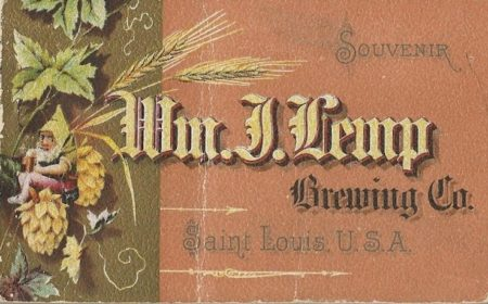 Take a look inside a Lemp Brewery Souvenir Book, circa the 1893 Columbian Exposition