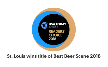 "St. Louis Named 2018 ""Best Beer Scene"" by USA Today"