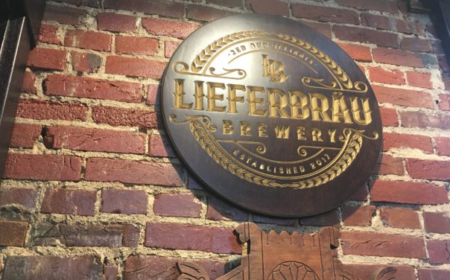 Lieferbräu Brewery is about family, small town America and great beer