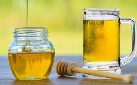 Beer & Honey flowing nicely here in St. Louis
