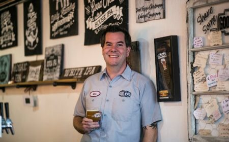 Dan Tripp of Good News Brewing Is a Brewer on a Mission