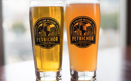 Petrichor Brewing Now Open in O'Fallon, Serving Classic Beers and Pub Fare