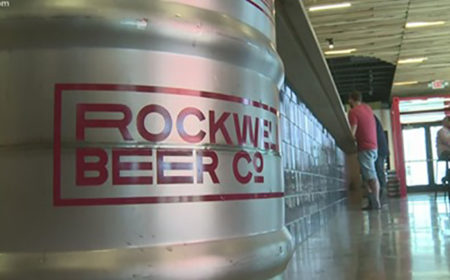 Local craft brewery creating one-of-a-kind tastes in a cool space