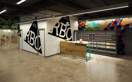 Rockwell Tasting Room and Retail Store Renderings