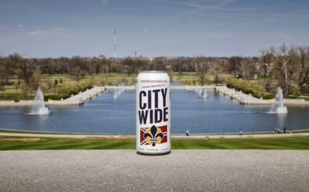 4 Hands' City Wide Brew: Building St. Louis One Beer At A Time