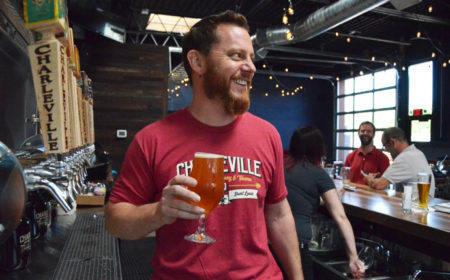 First Look: Charleville Brewing Co. & Tavern in Lafayette Square