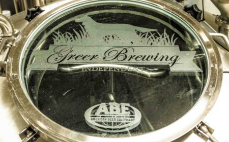 GREER BREWING TO OPEN JUNE 24 IN ELLISVILLE