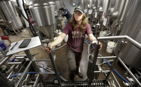 Slammed: Narrow Gauge head brewer ponders plans for the future