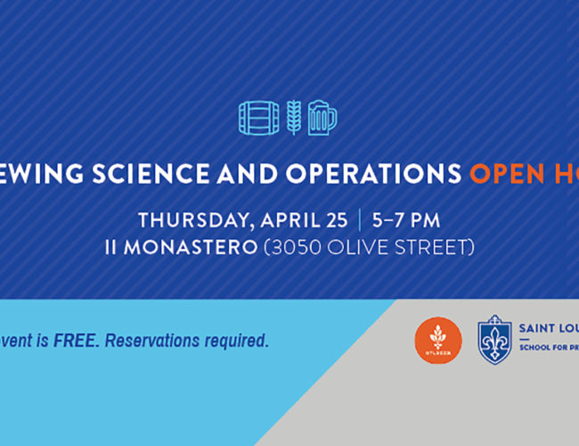 SLU's Brewing Science and Operations Open House