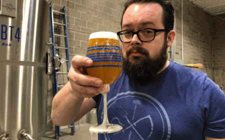 Rockwell Beer Co.'s Jonathan Moxey Talks Homebrewing, Missouri White Oak and the Importance of Local Ingredients