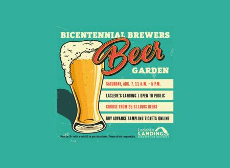 Bicentennial Brewers Beer Garden
