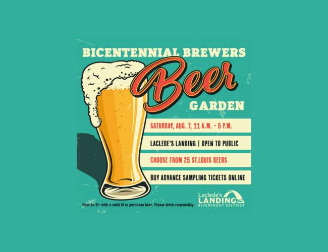 The Bicentennial Brewers Beer Garden